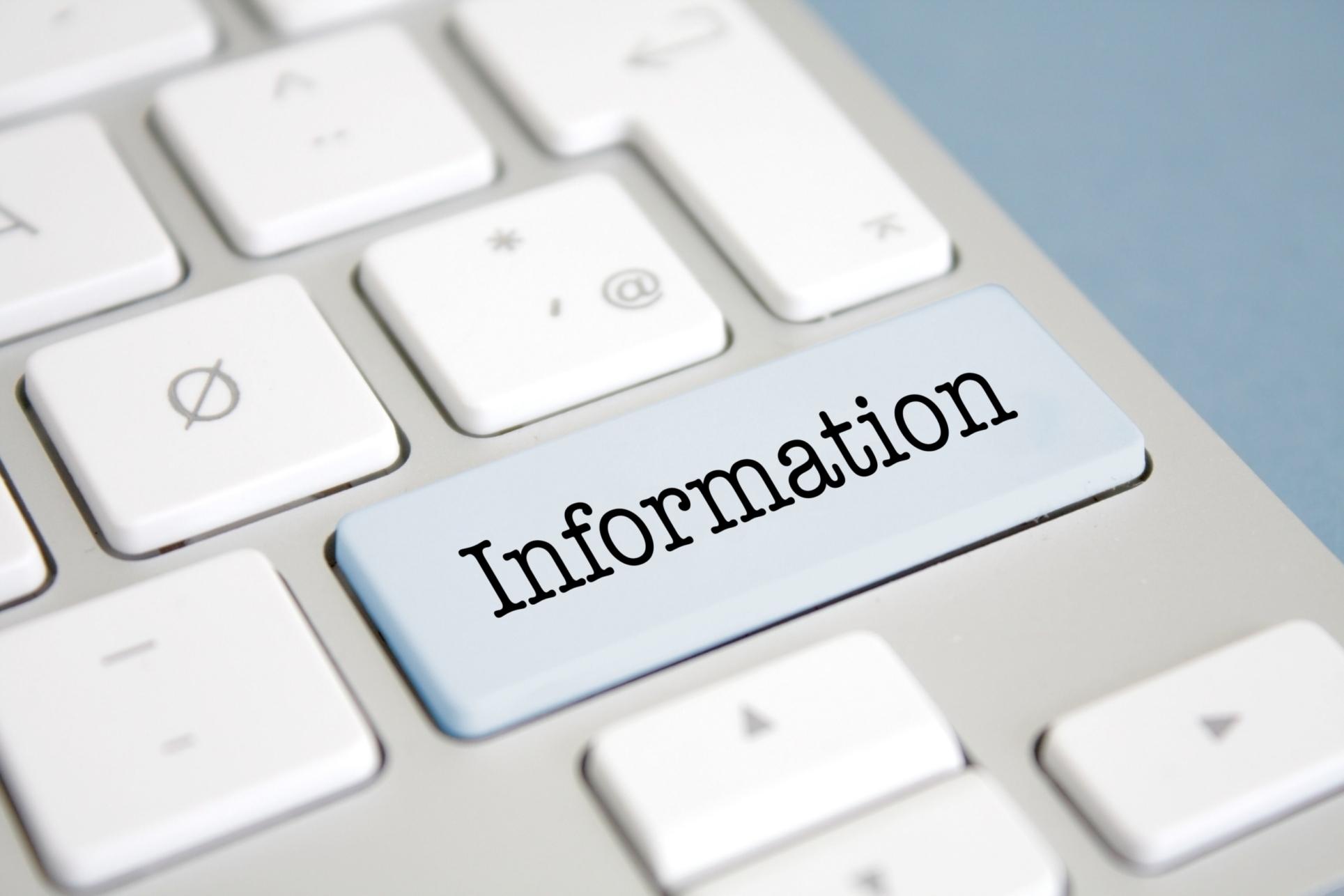attività di informazione o di promozione vendite